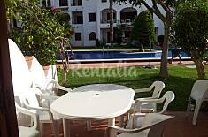 Casa de 2 habitaciones en 1a línea de playa Murcia