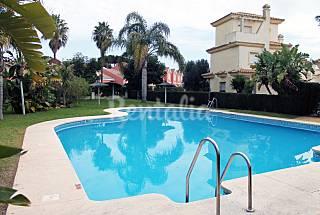 Apartamento para 5-6 personas a 1500 m de la playa Cádiz