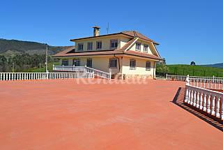 Villa pour 16 personnes à 15 km de la plage Asturies