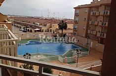 Apartamento 4/6 personas con piscina y playa. Murcia