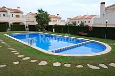 Haus für 7-9 Personen, 250 Meter bis zum Strand Tarragona