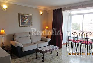 Apartment for 4-6 people with the best location. Málaga