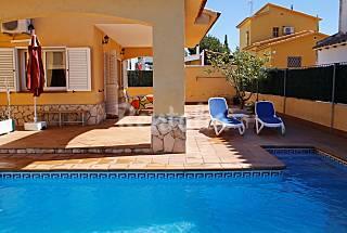 Villa de 4 habitaciones a 3 km de la playa  Tarragona