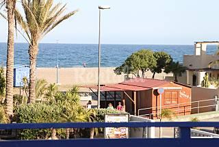 Apartamento 1a línea, playazo de vera, 3 habitacio Almería