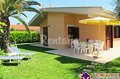 Villa for 6-7 people only 200 meters from the beach Latina