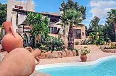CAN VILLA IN ROCALLISA Ibiza/Eivissa