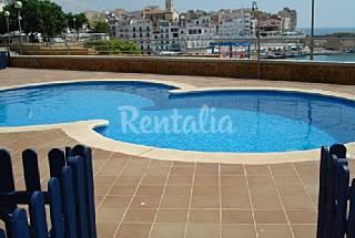 Apartamento en 1º línea con gran terraza Tarragona