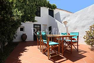Casa para 8 personas a 100 m de la playa Menorca