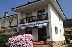 Casa musgo. A 100 m. de la playa Asturias