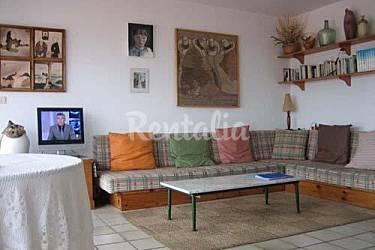 Apartamento Salón Pontevedra Baiona Apartamento