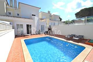 Villa for rent 2.5 km from the beach Algarve-Faro