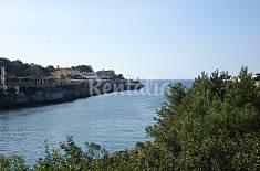 En el puerto de Ciudadela, con piscina, encantador Menorca