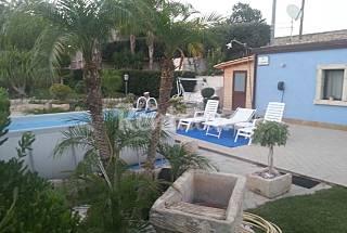 Villa in affitto a 3.5 km dalla spiaggia Siracusa