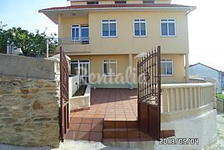 Villa de 4 chambres à 500 m de la plage La Corogne