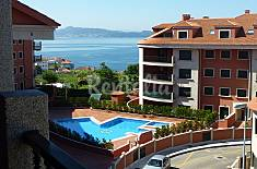 Apartment with 2 bedrooms only 1000 meters from the beach Pontevedra