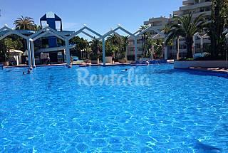 Apartamento para 2-4 personas a 50m de la playa Málaga