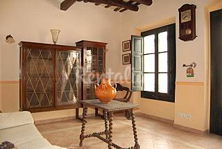 House for 4-5 prs. only 400  meters from the beach Girona