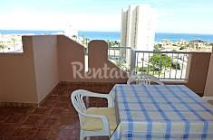 Apartamento para 6 personas a 200 m de la playa Murcia