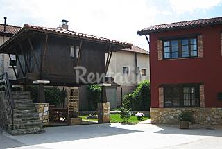 Complejo Rural La Huerta del Mingacho de 2-19 personas Asturias