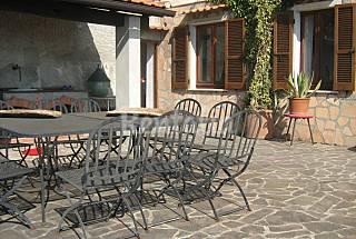 Villa für 4-6 Personen, 3 Km bis zum Strand Savona