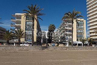1a línea de playa, wifi y cerca del castillo Castellón