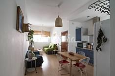 Apartamento de 1 dormitorio a 700 m de la playa Cádiz