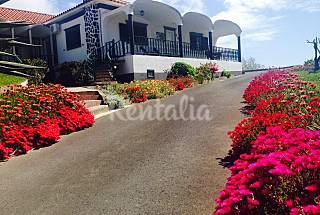 House for 4-5 people 7 km from the beach São Miguel Island