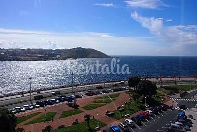 Paseo Marítimo. Primera Línea. A Coruña/La Coruña
