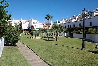 Maison en location à 50 m de la plage Malaga