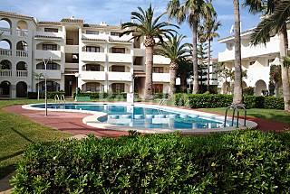 Apartamento  1ªlinea playa Playa Romana Castellón