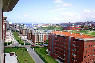 Apartamento de 2 habitaciones en Santander  Cantabria