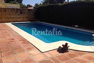 Espectacular Villa a pocos metros de la playa Málaga