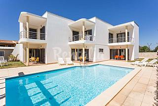5 Apartments for rent only 1200 meters from the beach Algarve-Faro