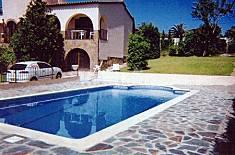 Villa pour 11 personnes à 800 m de la plage Gérone