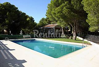 Torrente-A 50 m de la playa Tarragona