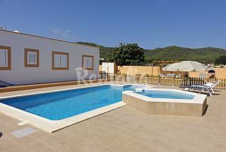 House for rent 3.5 km from the beach Ibiza