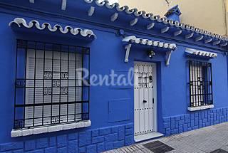 Maison de 4 chambres à 200 m de la plage Malaga