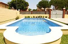 Villa Jupiter, 3 habitaciones a 2.5 km de la playa Cádiz