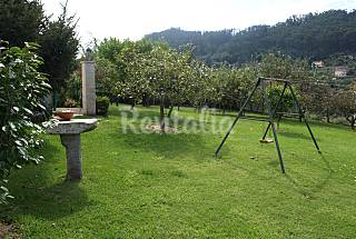 House for 6-8 people only 1000 meters from the beach Pontevedra