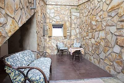 Casa cerca de la montaña de Montserrat y Manresa. Barcelona