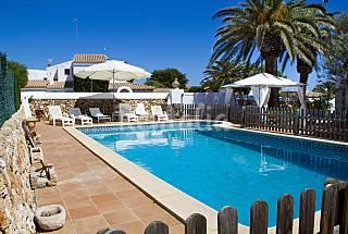 Villa para 6-7 personas a 700 m de la playa Menorca