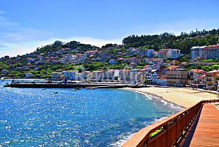 Apartments only 100 meters from the beach Pontevedra