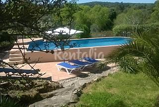 Casa para alugar com piscina Évora