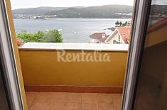 Con terraza ,vistas al mar,1º línea de playa A Coruña/La Coruña