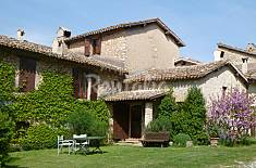 Apartment in private village 2-5 pax - Spoleto Perugia