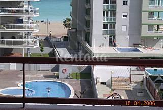 Apartamento para 2-4 personas a 100 m de la playa Castellón