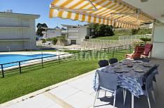 Apartamento en la playa de Almadrava con piscina Girona/Gerona