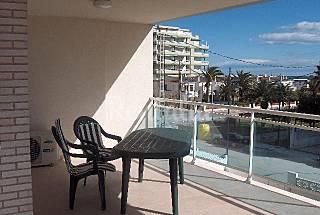 Apartamento para 4-6 personas a 40 m de la playa Castellón