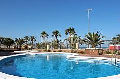 1ª línea de playa. Piscina acceso a playa. Almería