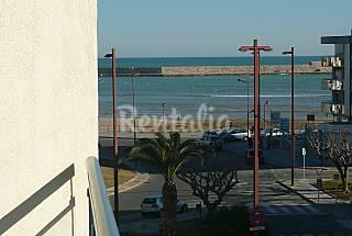 Apartamento para 4-6 personas a 50 m de la playa Castellón